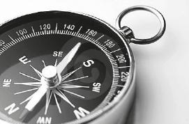 kompas_grijs